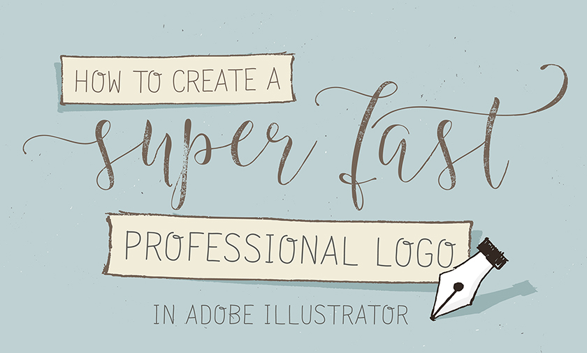 how to create a quick logo lisa glanz